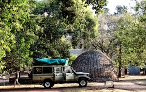 car hire in maputo: a 4X4 for all the adventures
